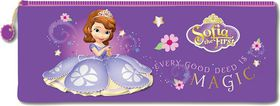 Disney Junior Sofia The First Nylon Pencil Case - 33cm