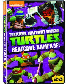 Teenage Mutant Ninja Turtles: Renegade Rampage Season 2 Volume 3 (DVD)