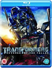 Transformers: Revenge of the Fallen (Import Blu-ray)