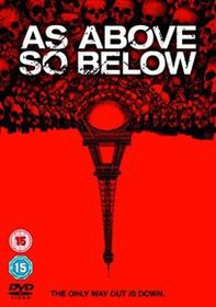 As Above, So Below (Import DVD)