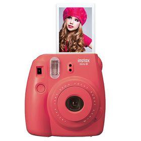 Fujifilm Instax Mini 8 Camera Rasberry