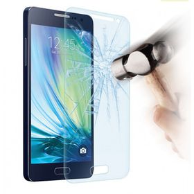 Muvit Tempered Glass LCD Protector for Galaxy A5