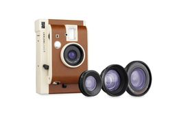 Lomography San Remo Instant Film Camera Lens Kit
