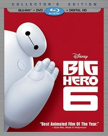 Big Hero 6 (Region A Import Blu-ray)