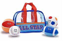 Melissa & Doug Fill and Spill - Sports Bag
