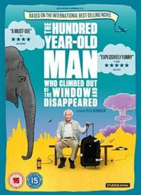 The 100-year-old Man Who Climbed Out the Window and Disappeared (Import DVD)
