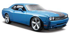 Maisto 1/24 Dodge Challenger 2008 - Blue