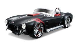 Maisto 1/24 Shelby Cobra 427 1965 Kit All-Stars STARS - Black