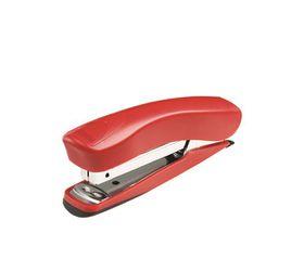 Rexel Sirius Full Strip Plastic Stapler - Red