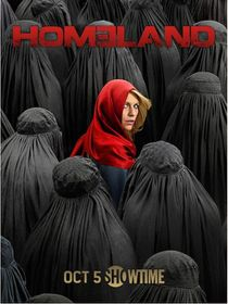 Homeland Season 4 (DVD)