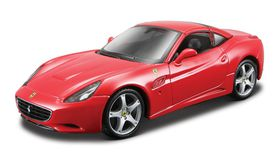 Bburago 1/32 Ferrari California - Red