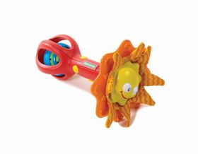 Tiny Love - Tiny Smarts Rattle Teether - Sunny Sunflower