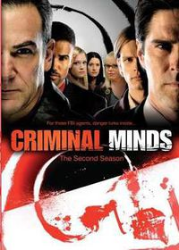 Criminal Minds Season 2 (DVD)