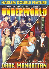 Harlem Double Feature:Underworld/Dark - (Region 1 Import DVD)