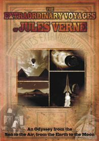 Extraordinary Voyages of Jules Verne - (Region 1 Import DVD)