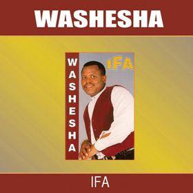Washesha - Ifa (CD)