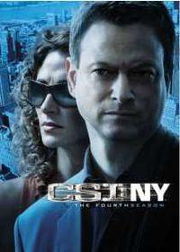 CSI New York Complete Season 4 (DVD)