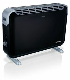 Mellerware - Turbo Convection Heater - Black