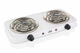 Lucky - Double Hotplate - 2000 Watts