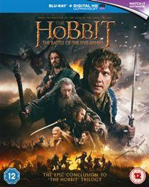 The Hobbit - The Battle Of The Five Armies (Blu-Ray)