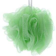 Body Benefits Net Bath Sponge - Lime