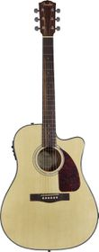Fender CD-140SCE Dreadnought Acoustic Electric - Rosewood Fretboard - Natural