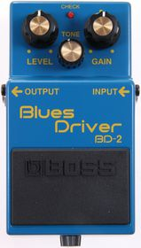 Boss BD-2 Blues Driver Effects Pedal