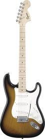Squier by Fender Electric Guitar Affinity Series Stratocaster - 2-Colour Sunburst