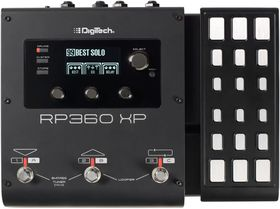DigiTech RP360XP Guitar Multi-Effects Modelling Processor