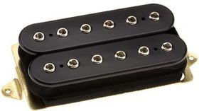 DiMarzio DP213BK PAF Joe Humbucker Electric Guitar Pickup - Black