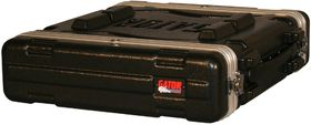 Gator GR-2L Molded PE 2U Audio Rack Case
