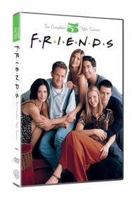 Friends - The Complete Fifth Series - (DVD)