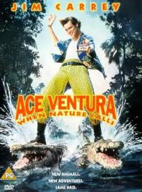 Ace Ventura: When Nature Calls (1995) - (DVD)