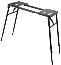 On Stage KS7150 Platform Style Keyboard Stand - Black