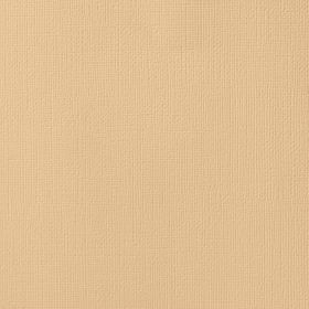American Crafts Cardstock 12x12 Textured - Latte