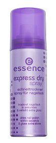 Essence Express Dry Spray