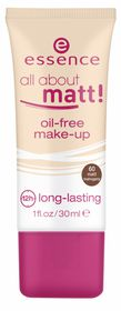Essence All About Matt! Oil-Free Make-Up - No.60