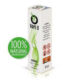 Vape-O Nicotine Refill Liquid - Menthol Flavour - 6mg