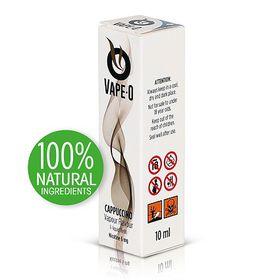 Vape-O Nicotine Refill Liquid - Cappuccino Flavour - 6mg