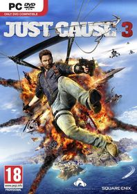 Just Cause 3 (PC / DVD-ROM)