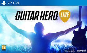 Guitar Hero Live (Software + Guitar) (PS4)