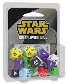 Star Wars Edge Of the Empire - Roleplay Dice