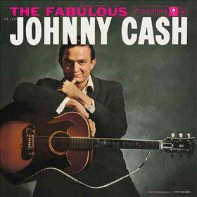 Fabulous Johnny Cash - (Import Vinyl Record)