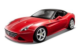 Bburago 1/18 Ferrari California T - Closed Top