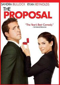 The Proposal (2009)(DVD)
