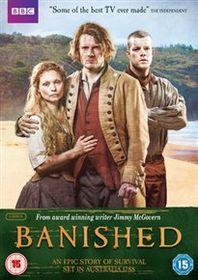 Banished (Import DVD)