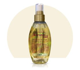 OGX Anti-Breakage Keratin Instant Repair Oil - 118ml