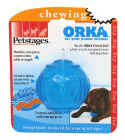 Petstages Dog Toy Orka Tennis Ball
