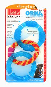 Petstages - Dog Toy Orka Triple Links