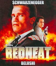 Red Heat - (Region A Import Blu-ray Disc)
